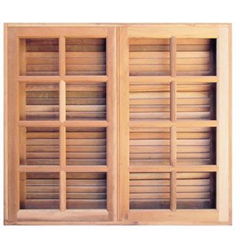 Esquadrias de madeira